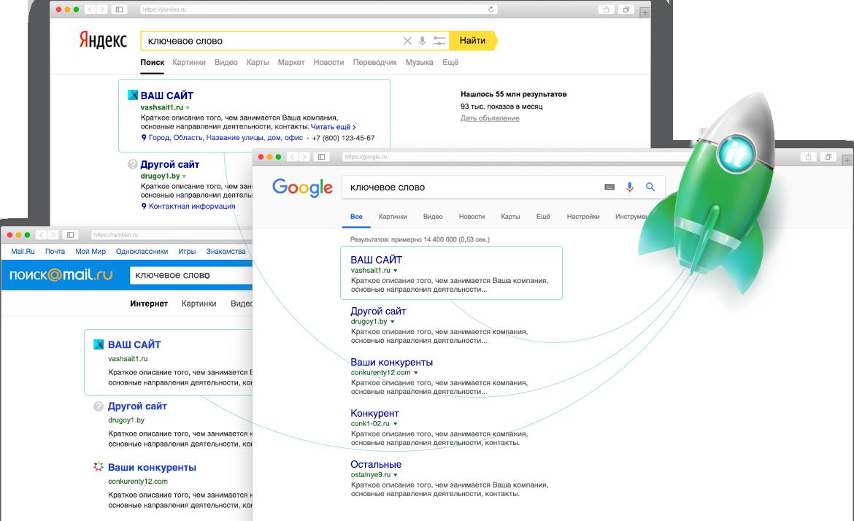 Быстрая раскрутка сайта Нижнекамск размещение ссылок на соц сети